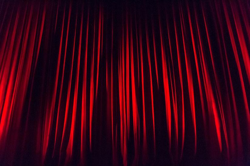 zastor kazalište