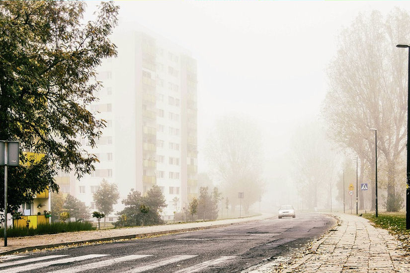 magla ulica