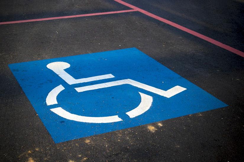 parkiralište za invalide