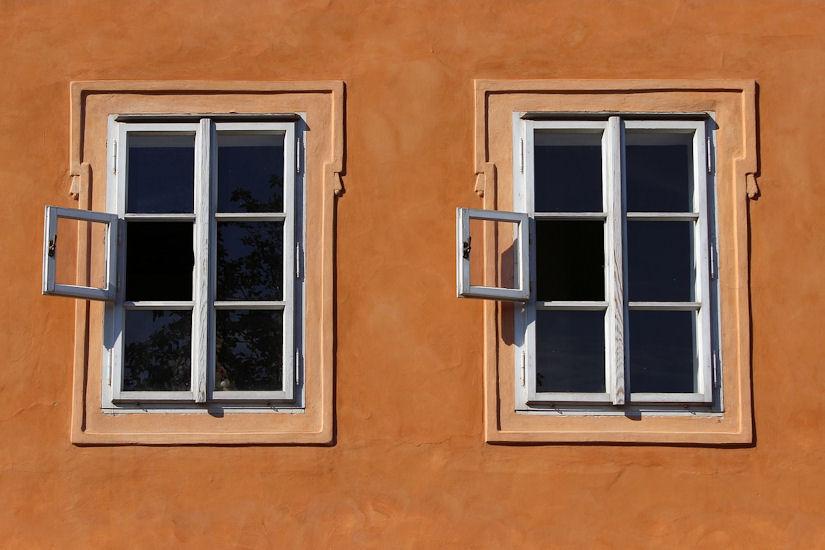prozor blizanci