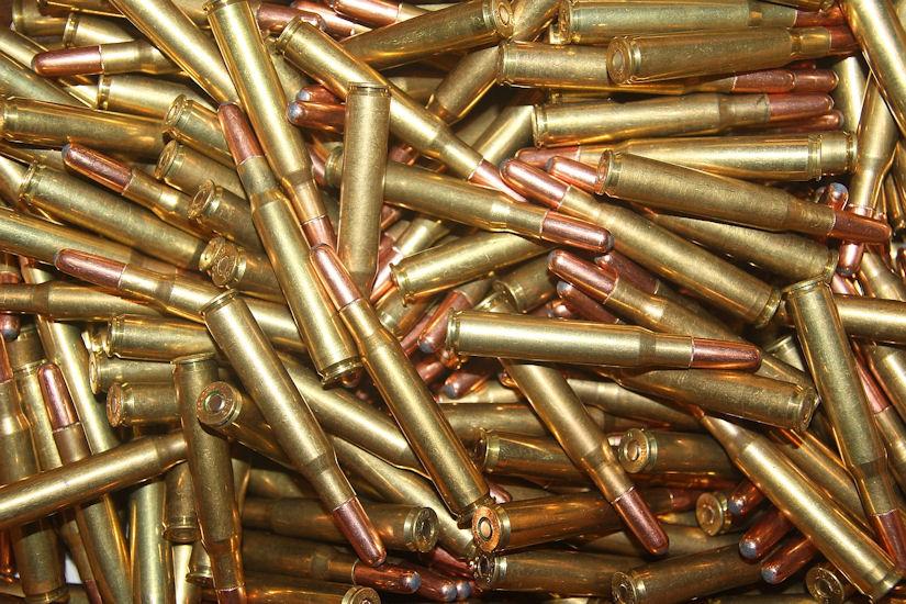 streljivo municija