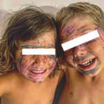 Dogodilo se u Osijeku: Kad' utihnu dva 5-godišnjaka, flomasteri rade!