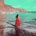 Aklea Neon na Kanarima bez gornjeg dijela kupaćeg kostima, majice…
