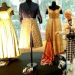 FOTO: Osječka novinarka Danijela Mikola na izložbi haljina Jovanke Broz: Sačuvala ih je 670!